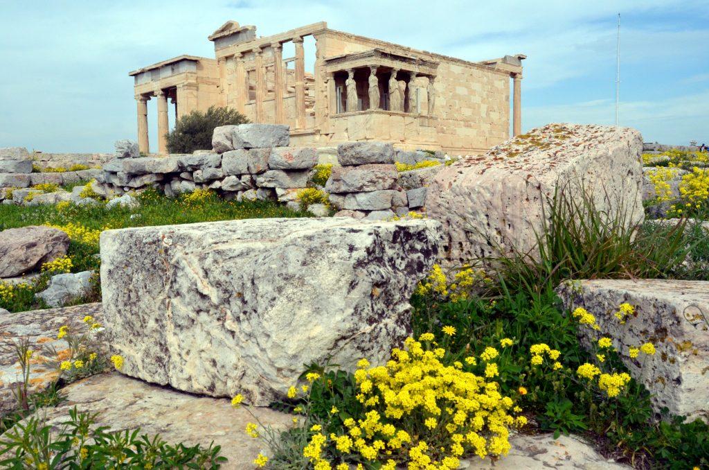 bezoek Athene