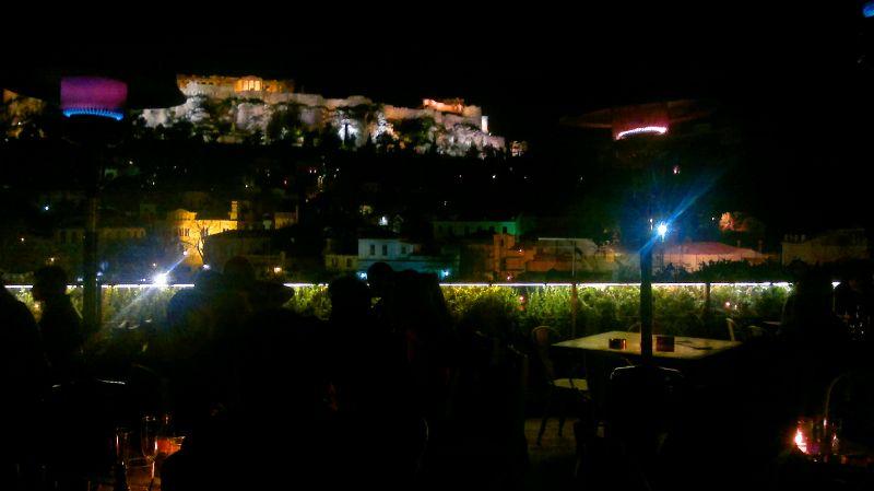 rooftopbars Athene